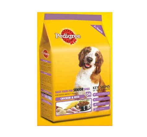 chicken and rice for dogs pedigree chicken rice for senior bazar