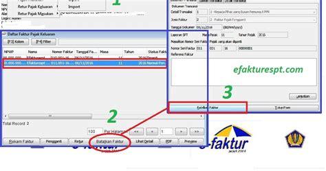 langkah membuat faktur pajak online cara membuat faktur pajak on line tata cara membuat faktur