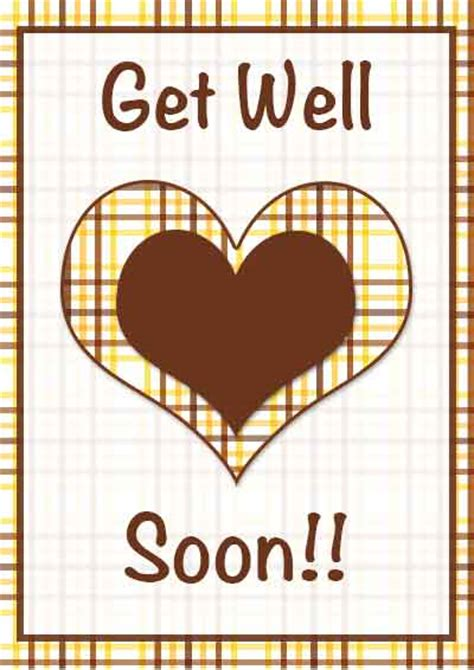 printable card get well soon printable get well cards