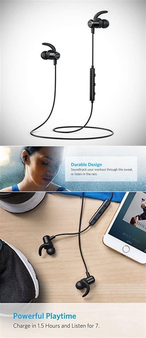 Anker Soundbuds Slim by Forget Beatsx Get Anker S Soundbuds Slim Wireless
