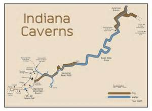 indiana caverns opens to reviews caving news
