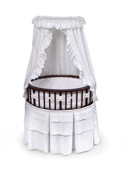 Elite Oval Baby Bassinet Ojcommerce Oval Baby Crib