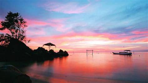 Senja Di Karimun Jawa karimunjawa terbuai senja di utara jawa food travel
