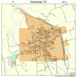 navasota map 4850472