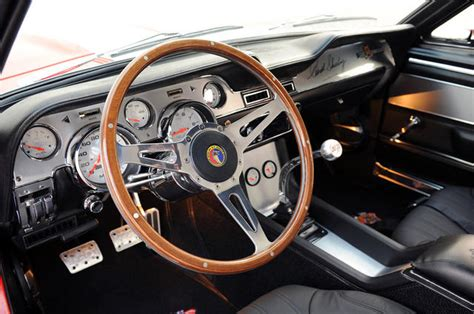 Classic Car With Modern Interior by 1967 Shelby G T 500cr Classic Look Modern Parts Automotive Nirvana