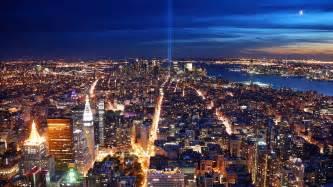 lights town light pollution