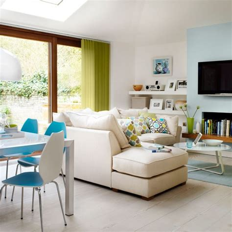 Home And Garden Living Room Ideas Garden Room Living Area Modern Extension Ideas Housetohome Co Uk