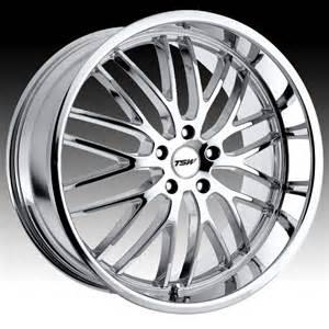 tsw snetterton chrome custom rims wheels tsw custom