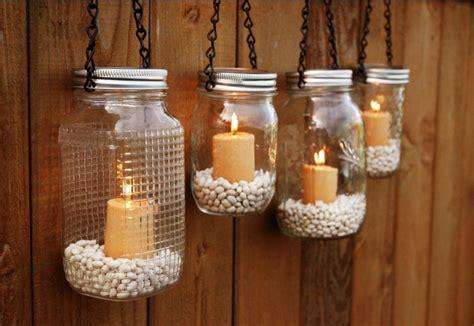 kerzen für kerzenleuchter dekorieren zaun idee