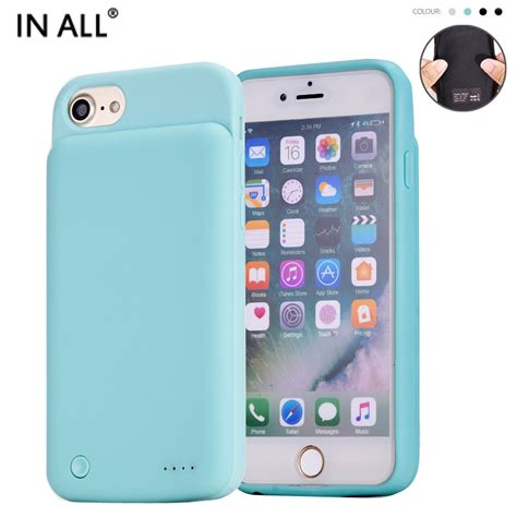 Powercase Iphone 7 Iphone 6 Iphone 6s 10 000 Mah Power in all 3000 mah power for iphone 7 6s 6 battery cover