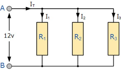 when parallel resistors are of three different values which has the greatest power loss resistors in parallel parallel connected resistors