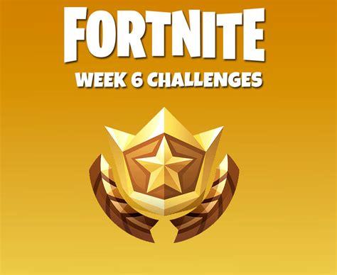 fortnite week  challenges update  battle pass