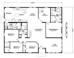 homes floor plans the mt 5v452e9 home floor plan manufactured and