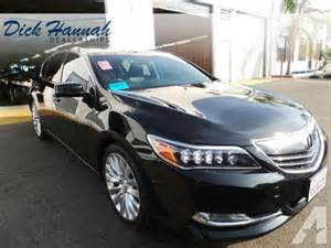 Acura Rlx Sales 2014 Acura Rlx W Tech 4dr Sedan W Technology Package For