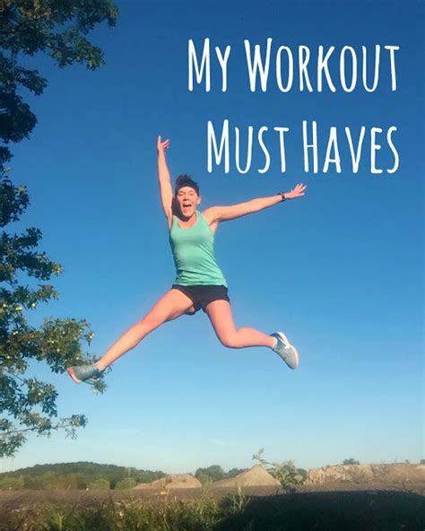 my biography exercise the simple life my workout must haves