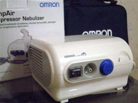 Alat Uap Nebulizer Merk Omron nebulizer omron ne c28