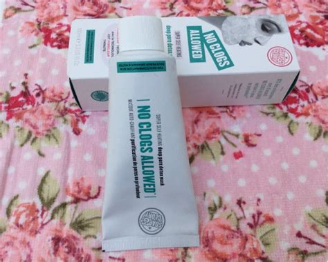 Soap And Pore Detox Mask Review by Soap No Cloggs Allowed Self Heating