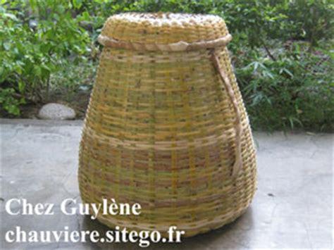 panier 騅ier cuisine tressage du bambou
