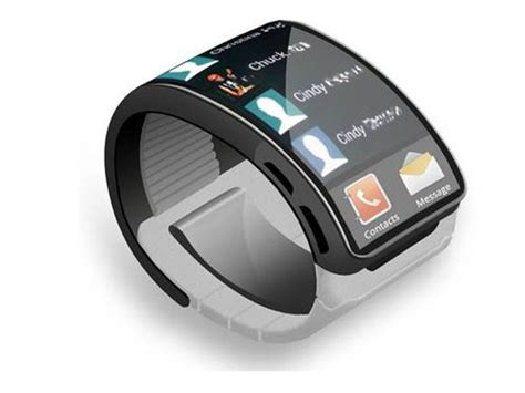 Smartwatch Iphone Samsung Upstaging Iphone 5s Intro With Smartwatch Note 3