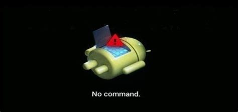 Android No Command by How To Fix Android Quot No Command Quot Error A Definitive Guide