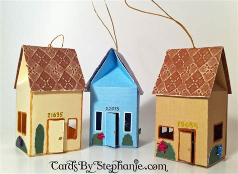 paper house houses cards by stephanie