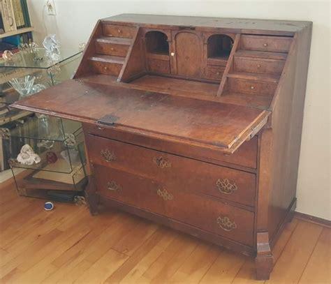 scrivania mogano scrivania legno mogano luigi xvi catawiki