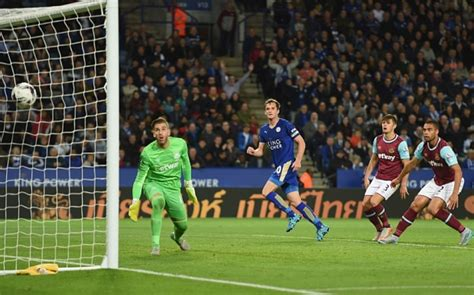 Leicester City 3rd 1 leicester city vs west ham 2 2 highlights goals