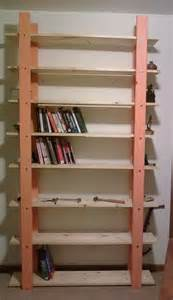 Simple Bookshelves Designs 25 Best Ideas About Bookcase Plans On