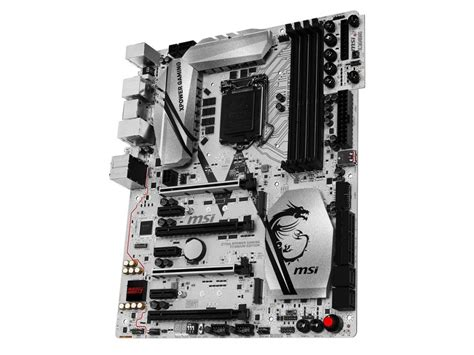 Motherboard Msi Z270 Xpower Gaming Titanium Socket 1151 msi z170a xpower gaming titanium edition intel z170