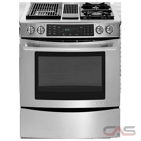 discontinued appliances jenn air jds9860cds range specs canada save 420 00