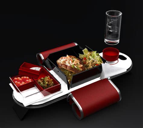 Chicken Tray Tray Lunch Box lunch box tray transformer yanko design