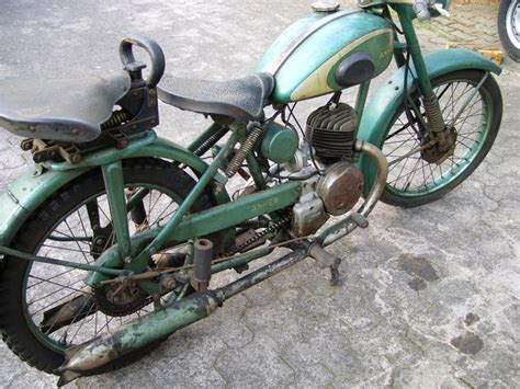 125ccm Motorrad Typen by Anker 661 Bj 1949 Mit 125ccm Ilo Motor Typ Mg125e Ms