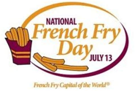 libro national 5 french success national french fry day a success in french fry capital of the world potatopro com