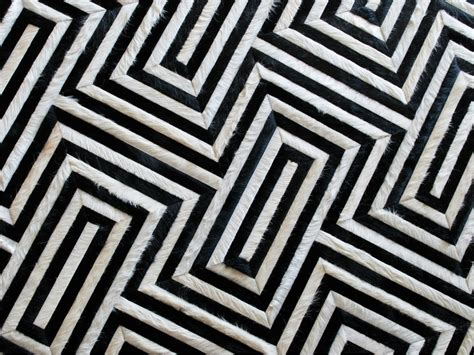 Kyle Bunting Rug by Slideshow Based Designer Kyle Bunting Brings The Bold With Cowhide Culturemap Dallas