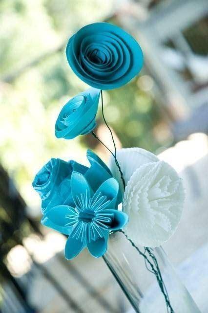 realizzare fiori realizzare fiori di carta fiori di carta come