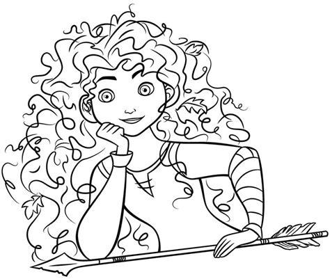disney princess coloring pages brave 38 best images about coloring pages brave on