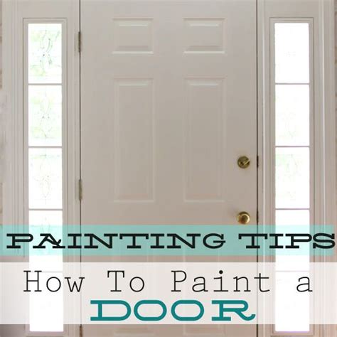 How To Paint Front Door 17 Best Images About Front Door On Colonial How To Paint And Paint Colors