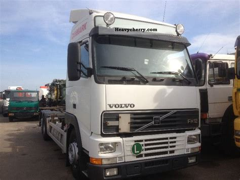 2000 volvo truck models volvo fh12 6x2 model chaise 2000 420 hp 2000