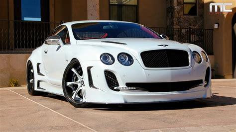 widebody bentley mc customs widebody bentley supersport