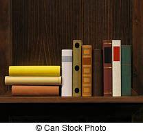 mensola libro mensola libro mensola libri vecchio pieno immagini d