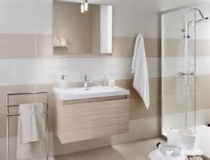 Merveilleux Exemple De Salle De Bain Carrelee #2: Salle-de-bains-avec-meuble-Happy-%C2%A9-Lapeyre.jpg