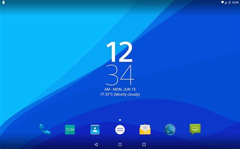 digital clock widget apk digital clock widget xperia android apps on play