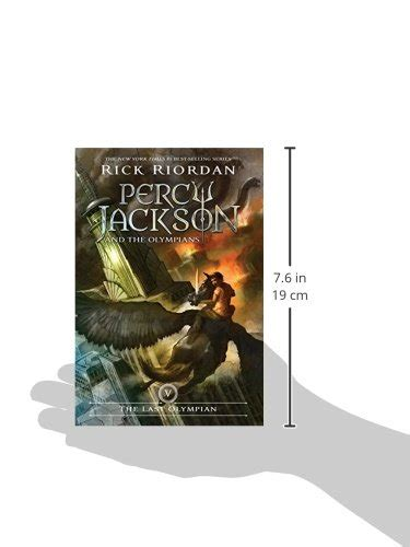 Percy Jackson And The Olympians 5 The Last Olympian Rick Riordan the last olympian percy jackson and the olympians book 5 paperback in the uae see prices