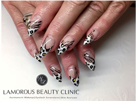 L For Gel Nails by Lamorous Gel Nails 1 Saskatoon Microblading Cosmetic