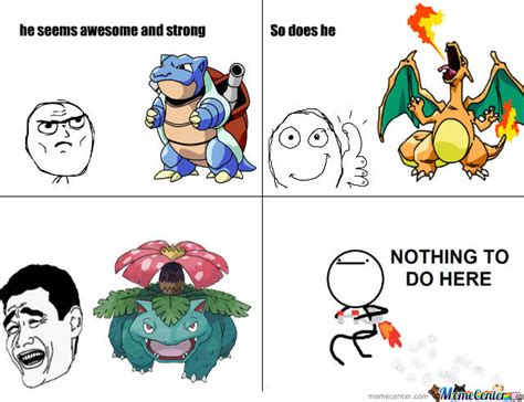 Memes Pokemon - pokemon red and blue memes image memes at relatably com