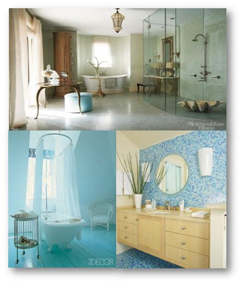 Beachy Bathroom Ideas - practical ways to create a bathroom