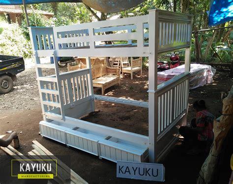 Tempat Tidur Minimalis Di Jakarta tempat tidur susun jakarta mebel jepara furniture