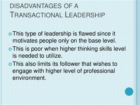 Advantages Disadvantages Of People Oriented Leadership | advantages disadvantages of people oriented leadership