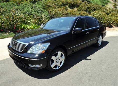where to buy car manuals 2005 lexus ls auto manual buy used 2005 lexus ls430 ultra luxury edition in clifton colorado united states