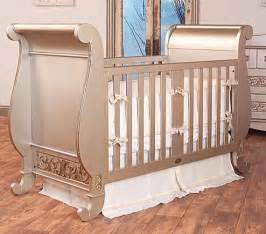 Classic Baby Crib Luxury Classic Sleigh Crib Design Baby Furniture Ideas With Antique Silver